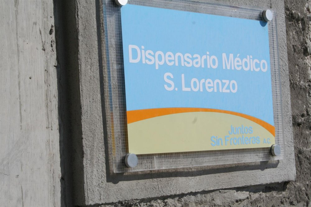 "Dispensario medico ""San Lorenzo"""