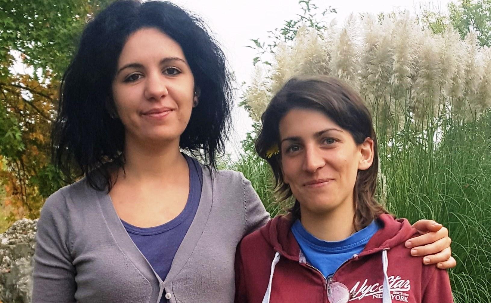 """Elisa ed Eleonora: """"L'indelebile segno di un anno vissuto in Perù"""""""