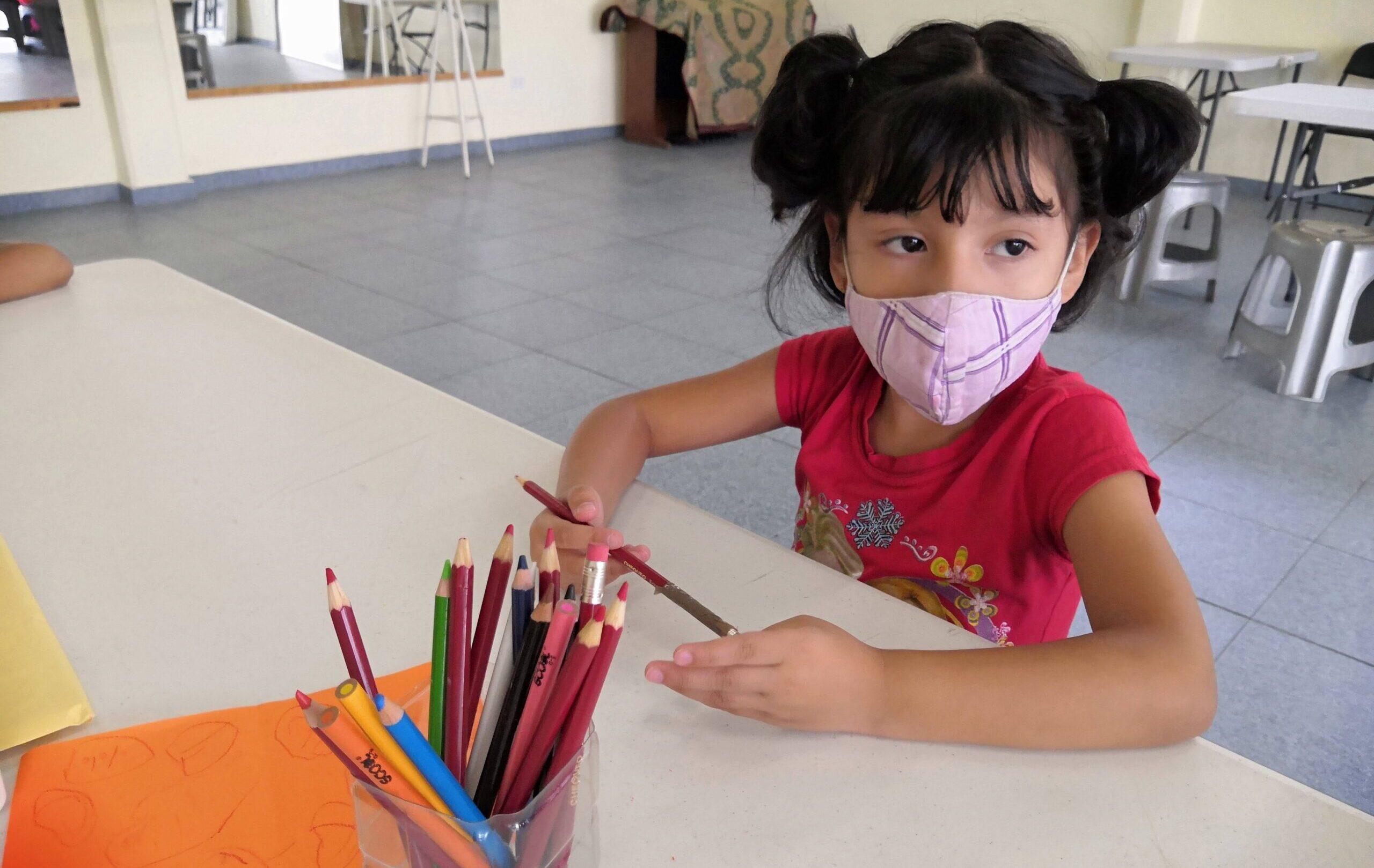 In Messico al fianco di donne e bambini